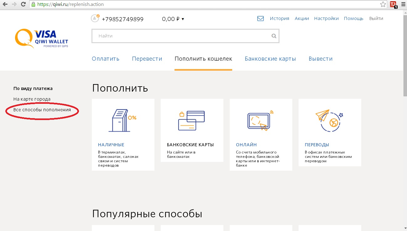 Займ 300 рублей на киви кошелек мкк симферополь