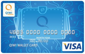 QIWI Visa Card