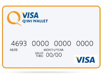 QIWI Visa Card Virtual