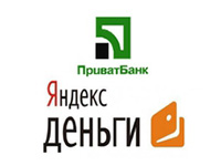 Вывод Яндекс.Денег на карту ПриватБанка