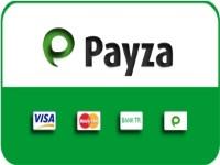 Регистрация в платежной системе Payza