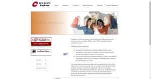 Вебсайт PayEase