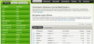 Мониторинг обменников online
