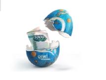Что такое QIWI яйца и что с ними можно делать