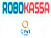 Оплатить через QIWI услуги Робокассы