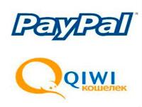 Как сделать привязку PayPal к QIWI-кошельку