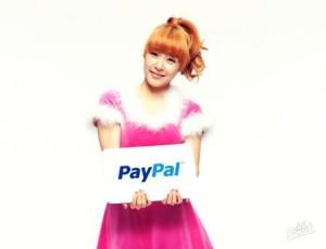 Пополнение счета PayPal