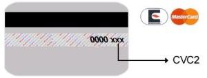 CVV-код кредитной карты