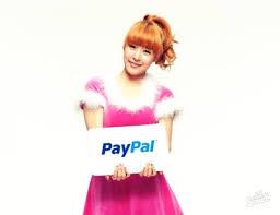Пополняем счет на PayPal