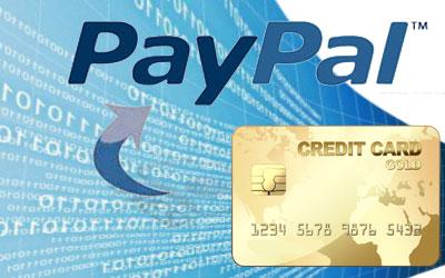 Как можно пополнить счет в PayPal с кредитной карты