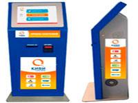 Как оплатить кредит используя Киви терминал