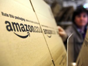 Доставка Amazon