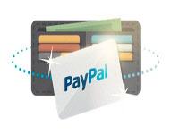 Cоздать кошелек PayPal