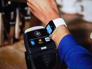 Объемы платежей через Apple Pay показывают высокую динамику роста