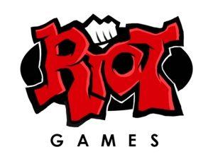 Логотип Riot Games